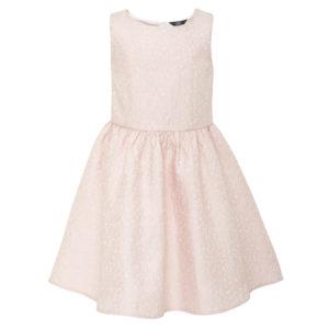 Jacquard pink dress, Dhs119