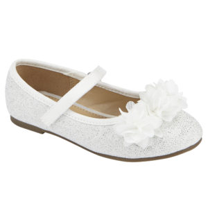 White corsage pump, Dhs69