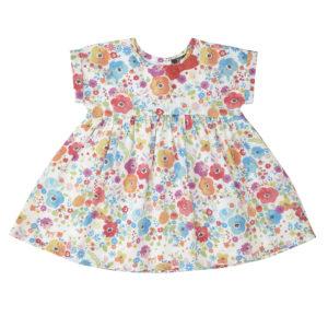 Floral dress (Dhs75)