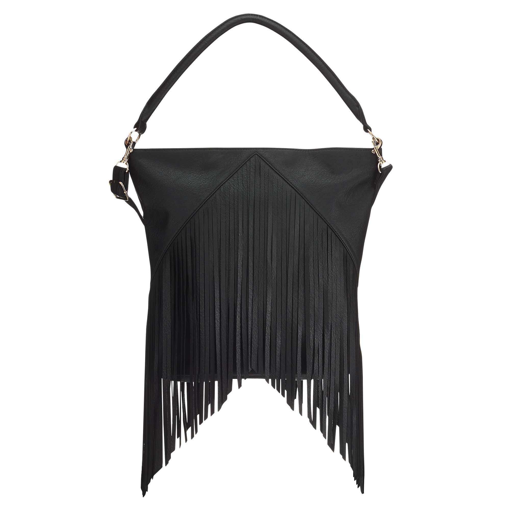 Fringed cross body Dhs85