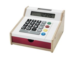 DUKTIG toy cash register - Dhs59