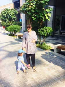24 weeks pregnant mothership dubai
