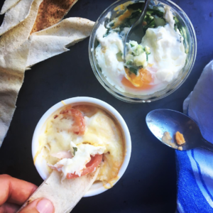 baked eggs mothership toddler recipe