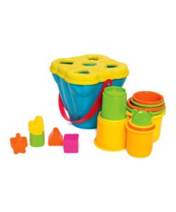 shape sorter bucket kidore mothership