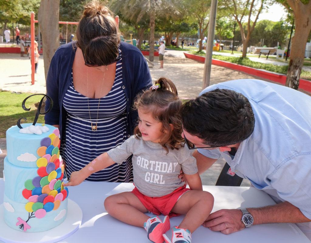frosted cake dubai mothership