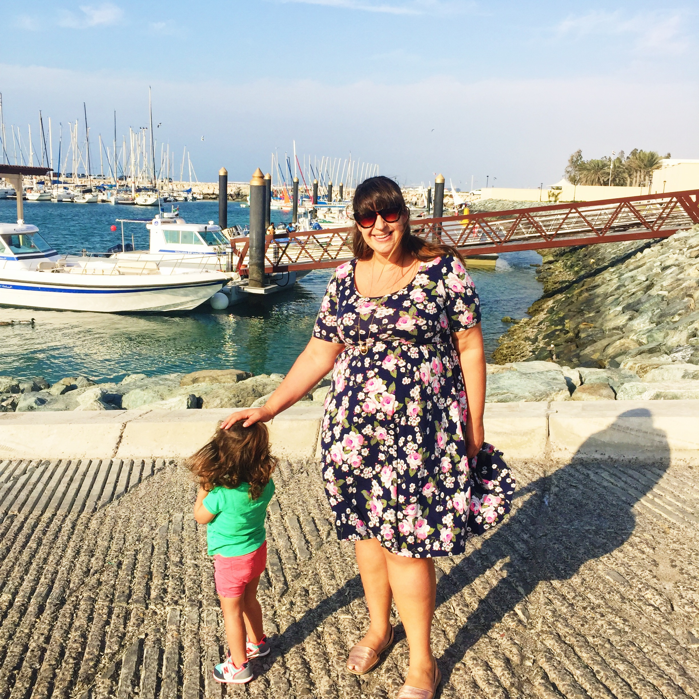 37 weeks pregnant mummy blogger dubai mothership