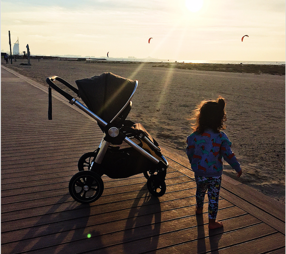 Tried and tested: the new Ocarro stroller from Mama & Papas