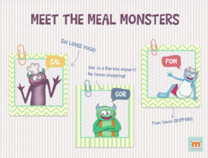 Bring the Meal Monsters into your kitchen!