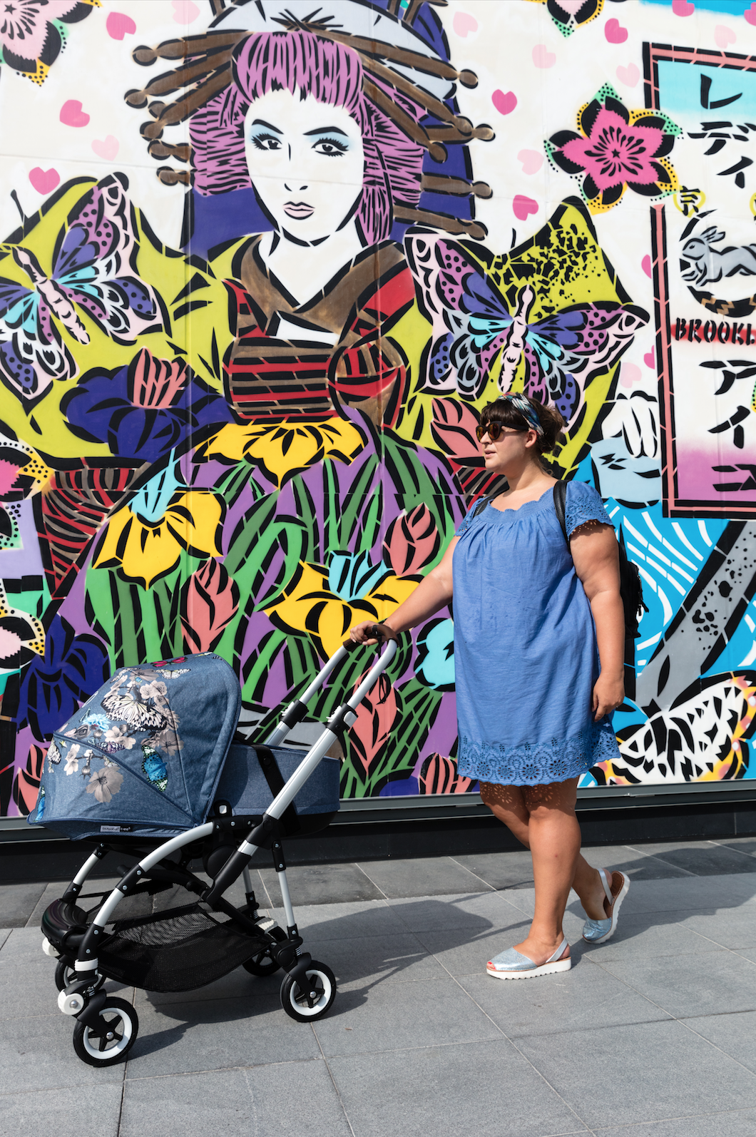 bugaboo bee review mothership dubai