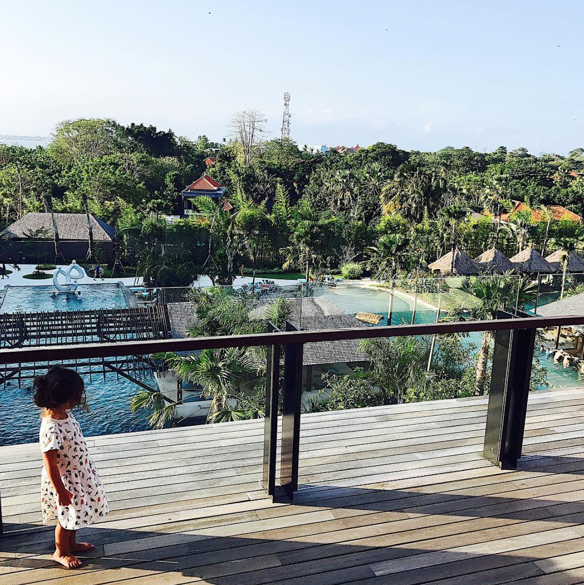 baby friendly bali movenpick jimbaran bay