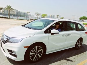 honda odyssey 2018 review dubai mothership