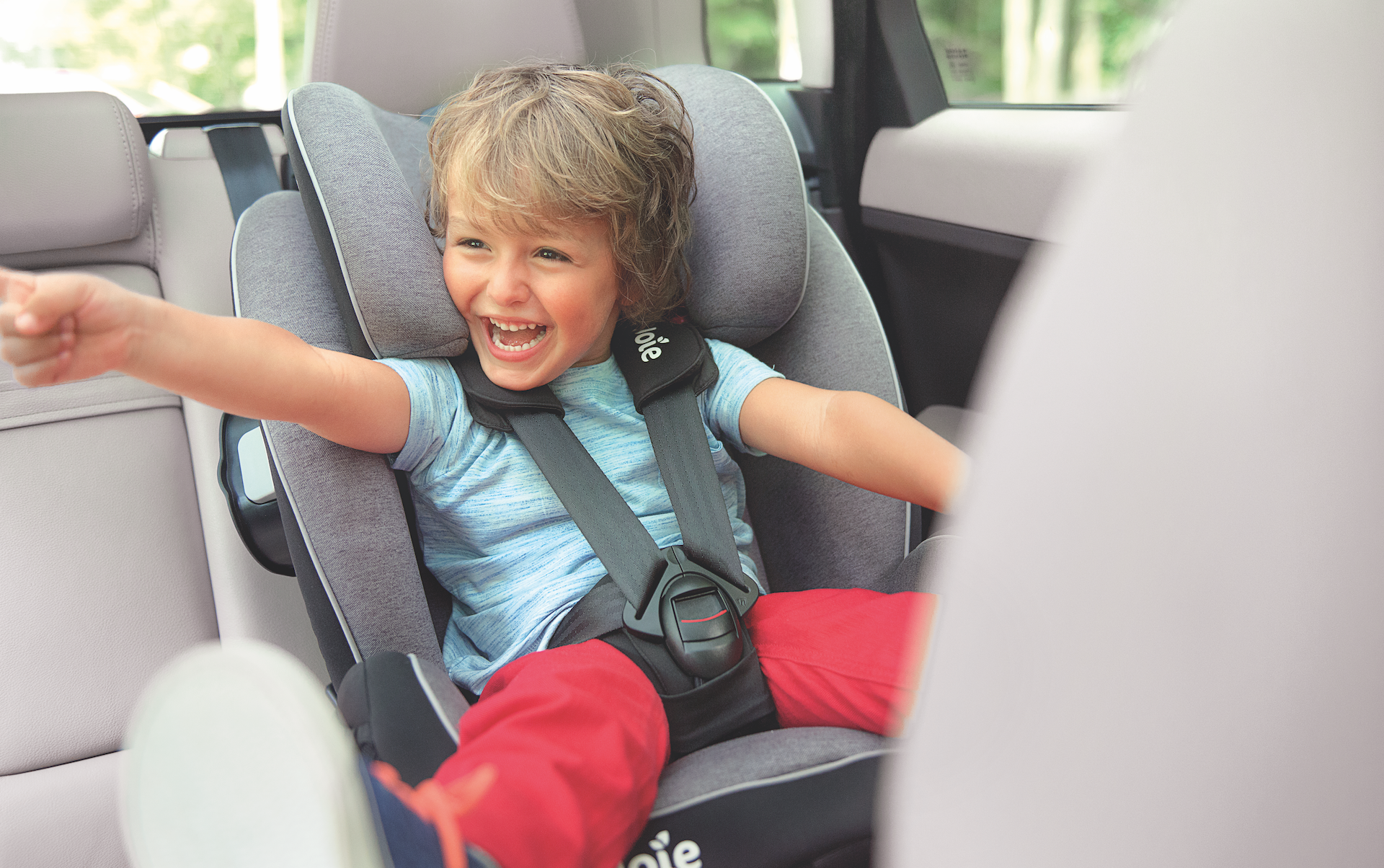 How to… keep kids happy in the car